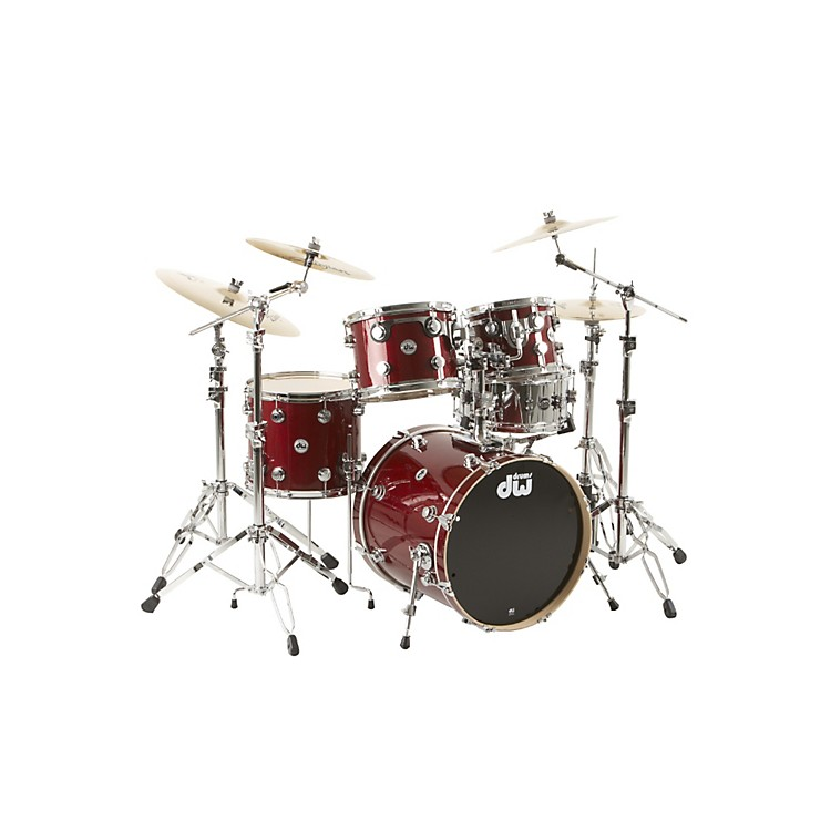 dw collector 39 s series 4 piece double bass drum shell pack music123. Black Bedroom Furniture Sets. Home Design Ideas