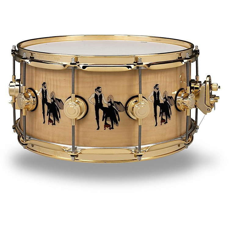 DW Collector's Series Fleetwood Mac Icon Snare 14 x 6.5 in.