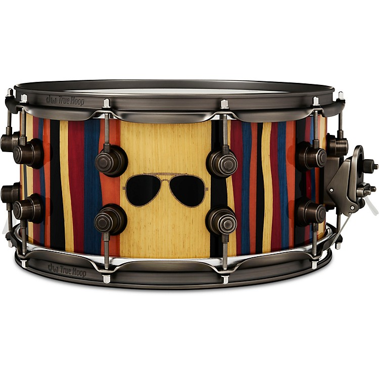 DWCollector's Series Jim Keltner ICON Snare Drum14 x 6.5 in.