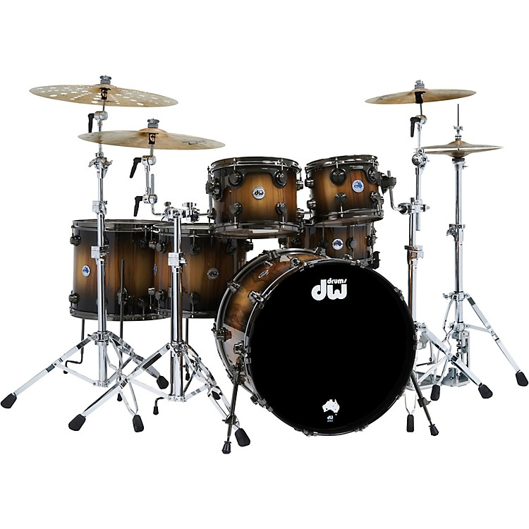 DWCollector's Series Limited Edition Pure Tasmanian Timber 6-Piece Shell Pack