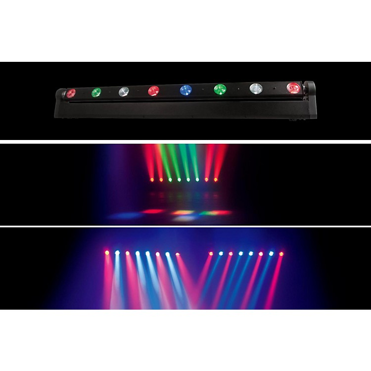 American DJColor Sweeper Beam 8 8W RGBW