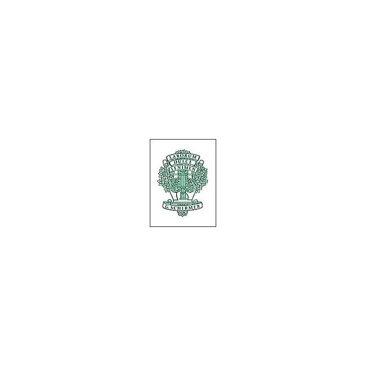 G. SchirmerColoratura Cadenzas - Traditional And New Cadenzas Vocal / Piano