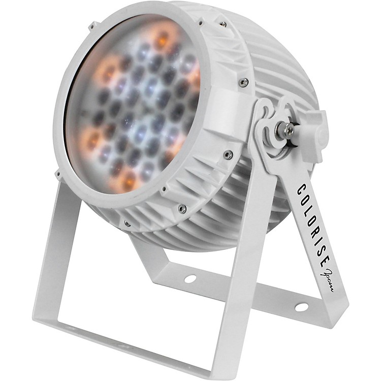 Blizzard Colorise Zoom RGBAW LED PAR Wash Light with Wireless DMX White