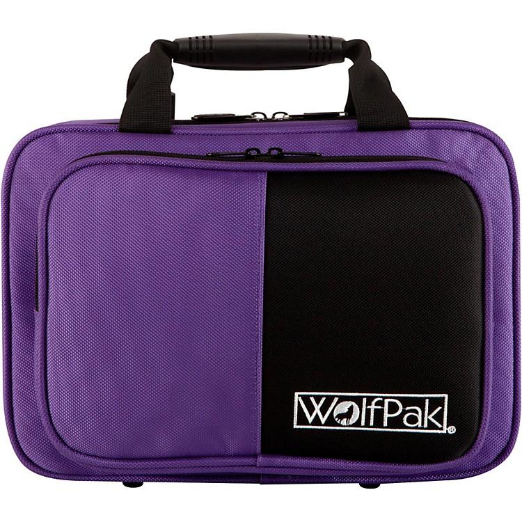 WolfPakColors Series Lightweight Polyfoam Clarinet CasePink