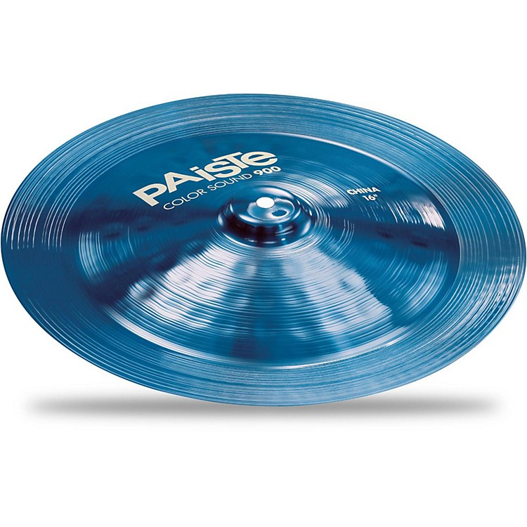 PaisteColorsound 900 China Cymbal Blue16 in.