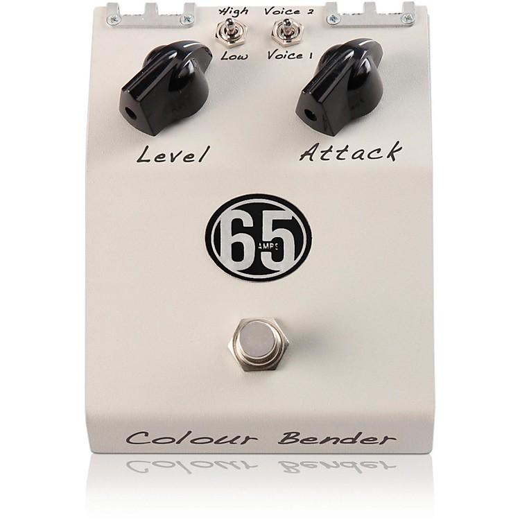65ampsColour Bender Germanium Distortion Guitar Effects Pedal