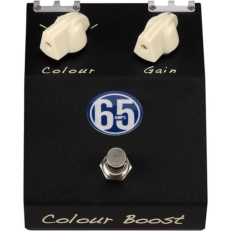 65ampsColour Boost Germanium Transistor Guitar Effects Pedal