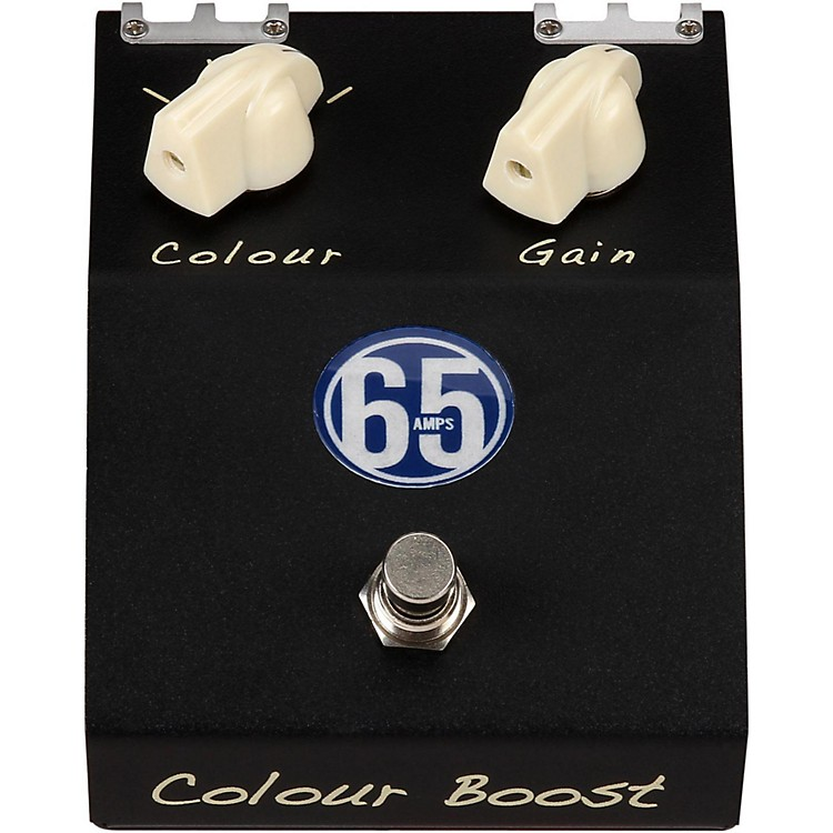 65amps Colour Boost Germanium Transistor Guitar Effects Pedal