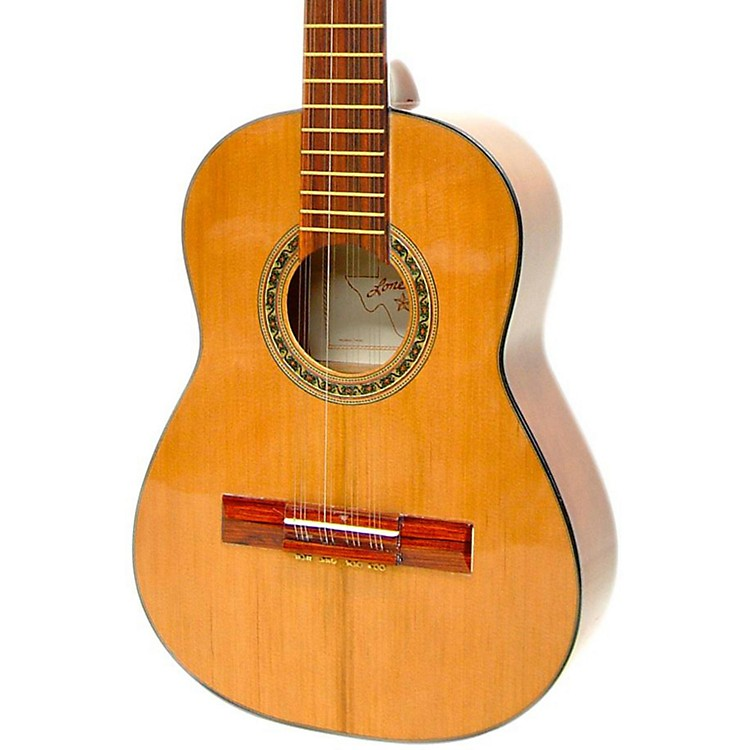 Paracho Elite GuitarsColumbian Tiple 12-String Classical Acoustic GuitarNatural