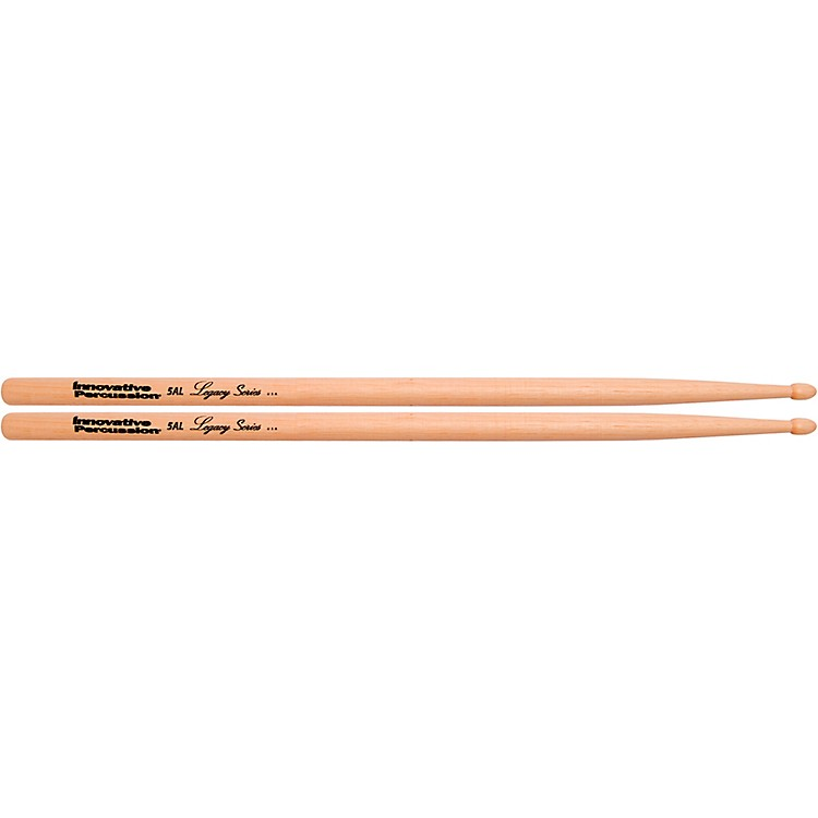 Innovative PercussionCombo Model 5A Long DrumstickWood TipLong