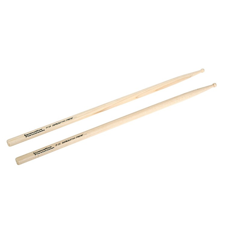 Innovative PercussionCombo Model Smooth Ride DrumstickWood Tip