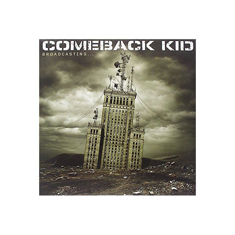Alliance Comeback Kid - Broadcasting
