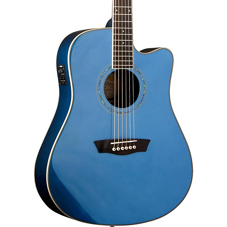 washburn comfort series wcd18ce acoustic electric guitar music123. Black Bedroom Furniture Sets. Home Design Ideas