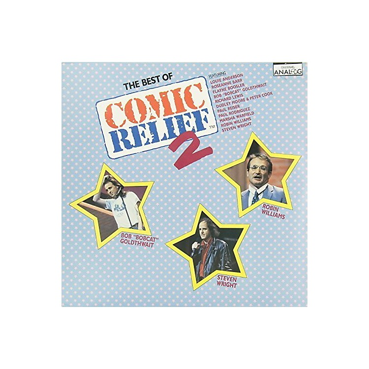AllianceComic Relief - Best of Vol.2: Williams, Robin / Goldberg, Whoopi