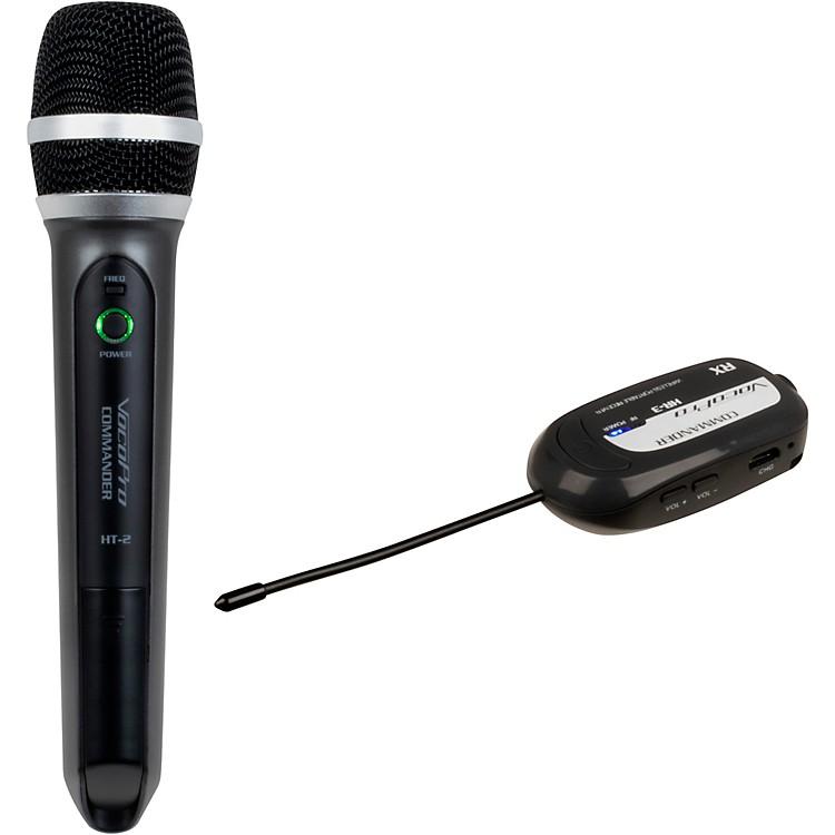 VocoProCommander-Film-HandHeld Wireless UHF Microphone System