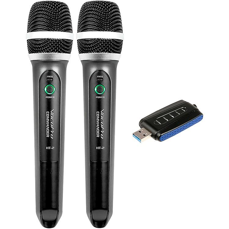VocoProCommander-USB-Handheld UHF Wireless Microphone System