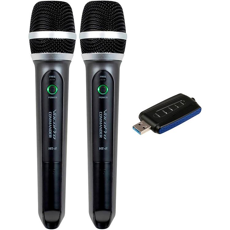 VocoProCommander-USB-Handheld Wireless System, Frequency Set 2