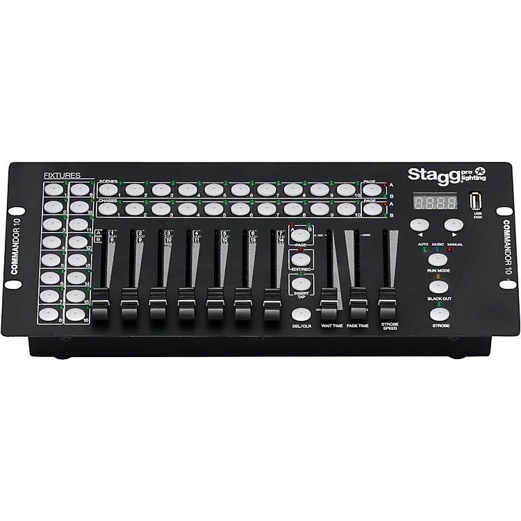 StaggCommandor 10-1 DMX Lighting Controller