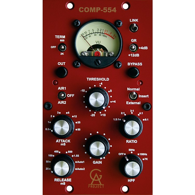 Golden Age ProjectComp-554 500 Series Vintage Style Compressor