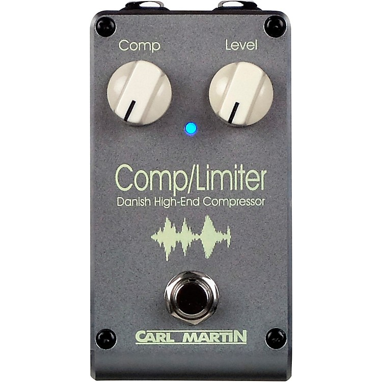 Carl Martin Comp Limiter Compressor Effects Pedal