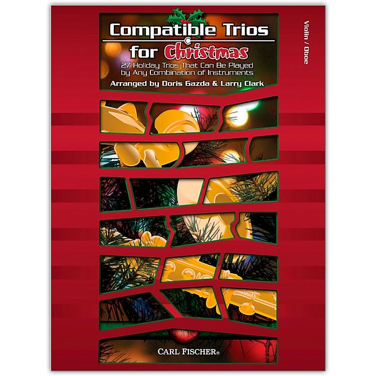 Carl FischerComp Trios Xmas - Vl/Ob