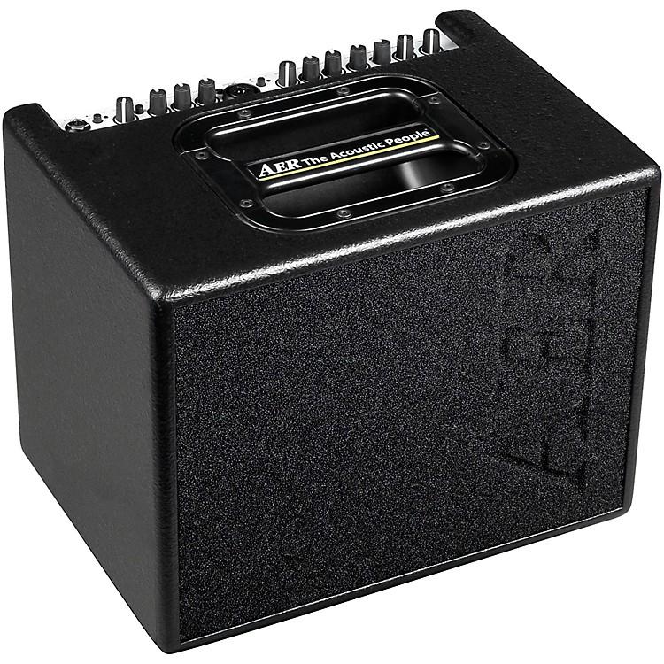AERCompact 60/4 60W 1x8 Acoustic Guitar Combo AmpBlack