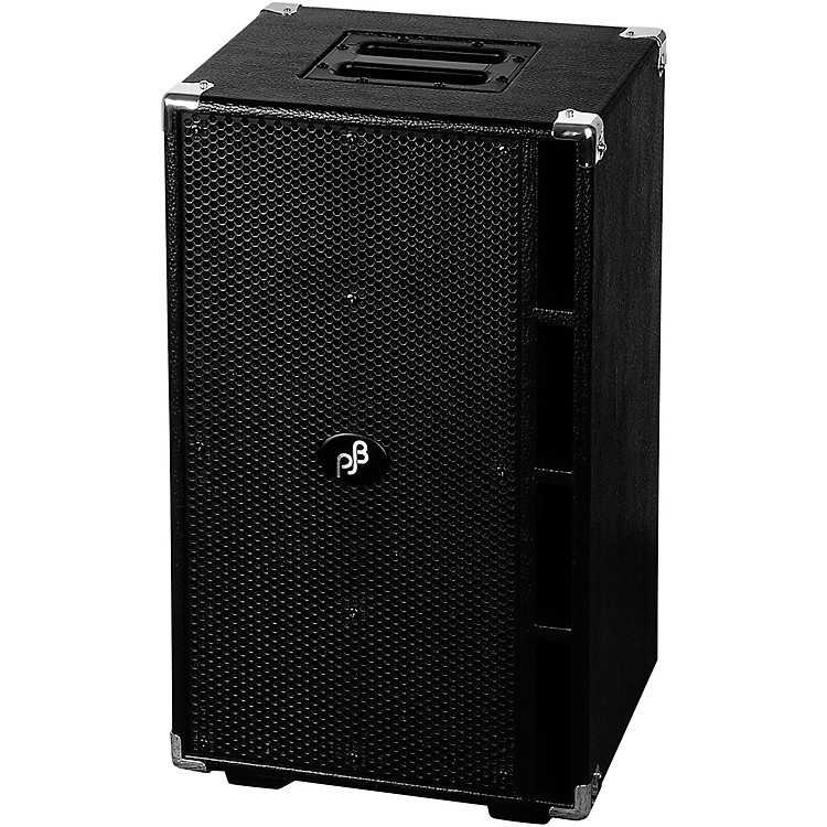Phil Jones Bass Compact 8 800W 8x5 Bass Speaker Cabinet Red