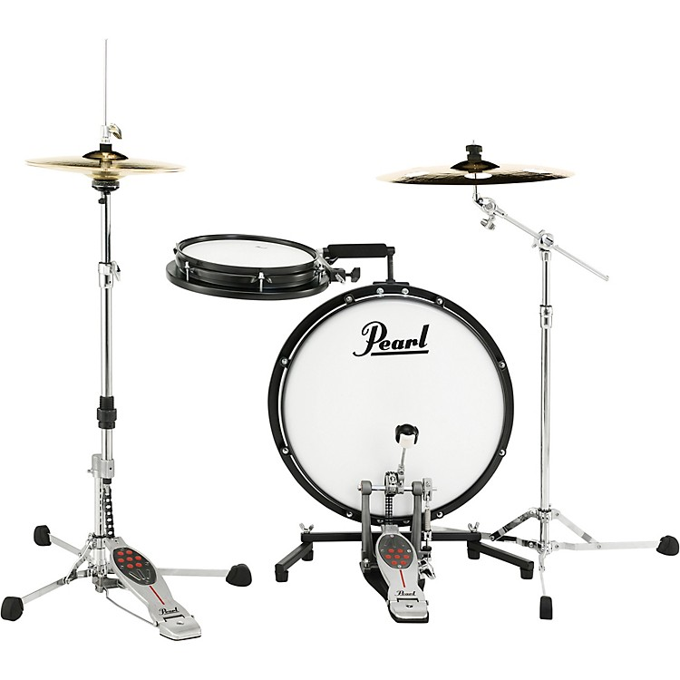 PearlCompact Traveler 2-Piece Drum Kit