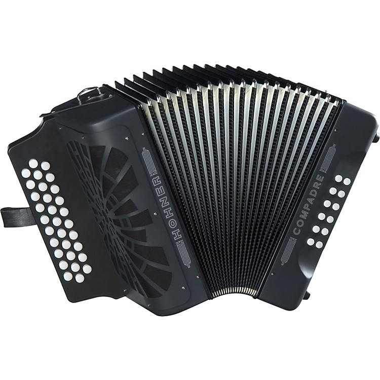 Hohner Compadre FBbEb Accordion Violet