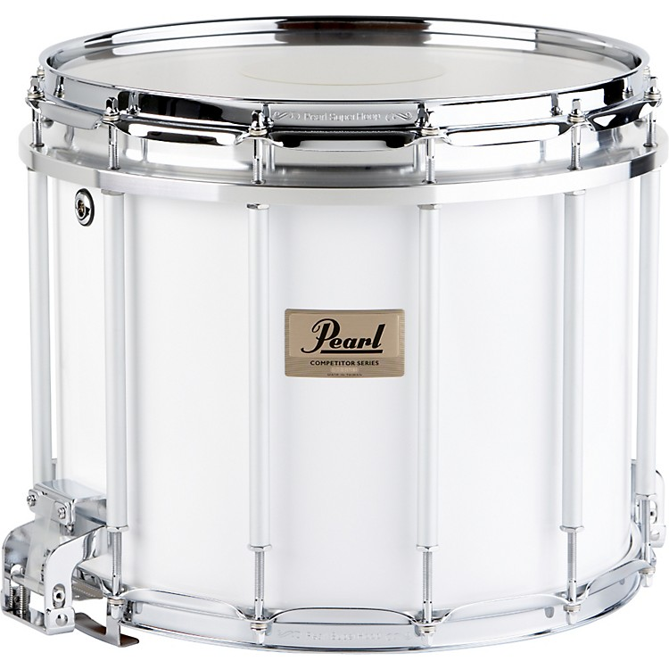 PearlCompetitor High-Tension Marching Snare DrumMidnight Black13 x 11 in. High Tension