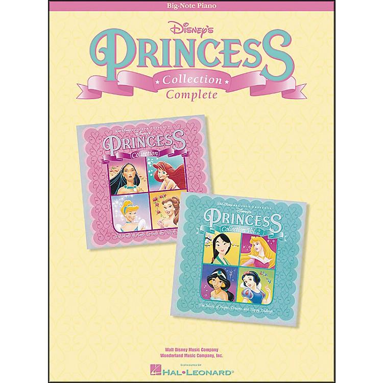 Hal LeonardComplete Disney's Princess Collection for Big Note Piano