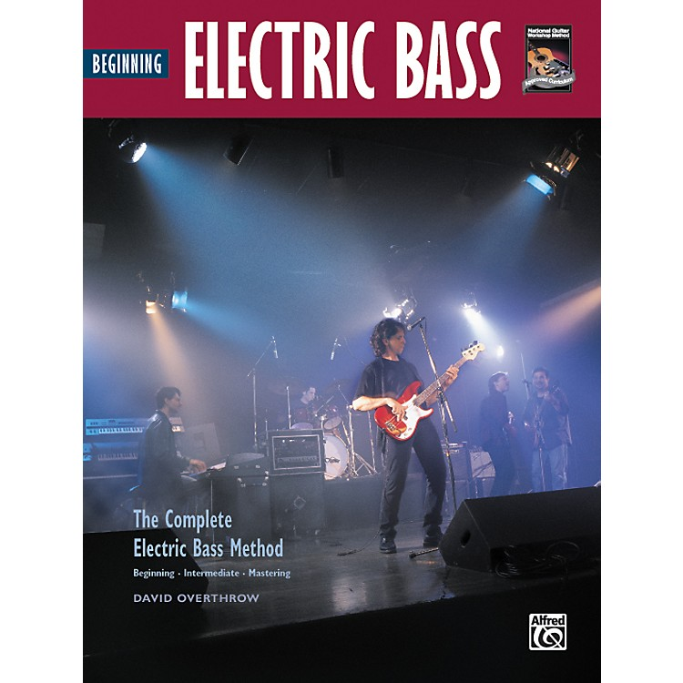 AlfredComplete Electric Bass Method: Beginning Electric Bass Book with CD