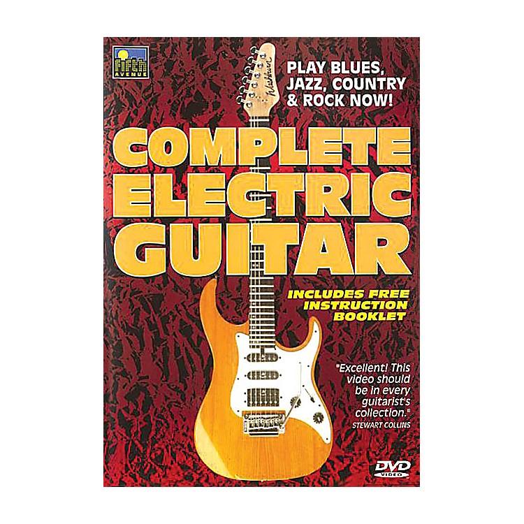Music SalesComplete Electric Guitar Music Sales America Series DVD Written by Mel Reeves