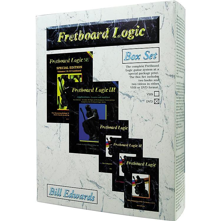 Bill Edwards PublishingComplete Fretboard Logic Box Set