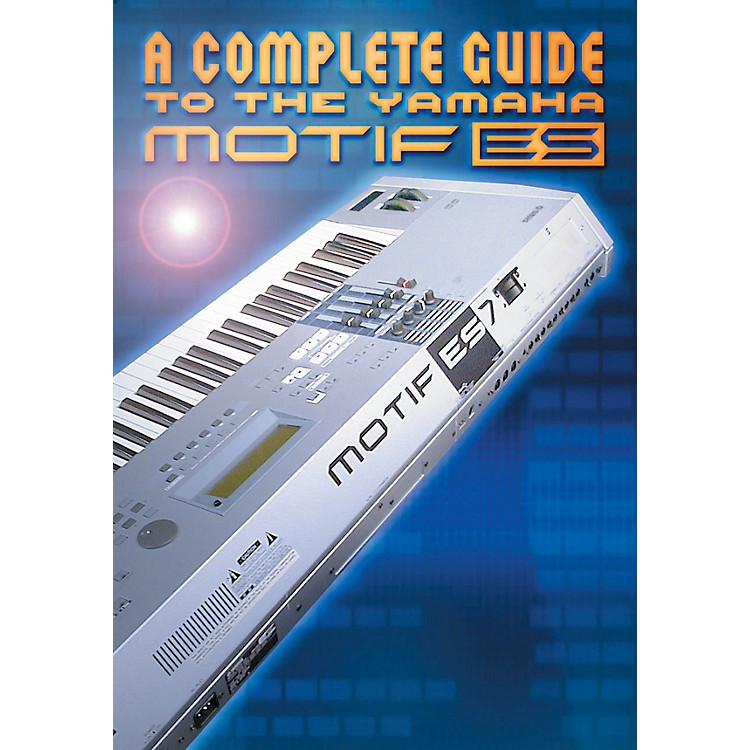 KeyfaxComplete Guide to the Motif ES DVD Series DVD Written by Various