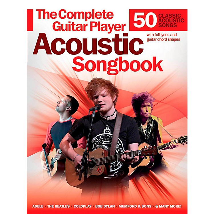 Music SalesComplete Guitar Player Acoustic Songbook