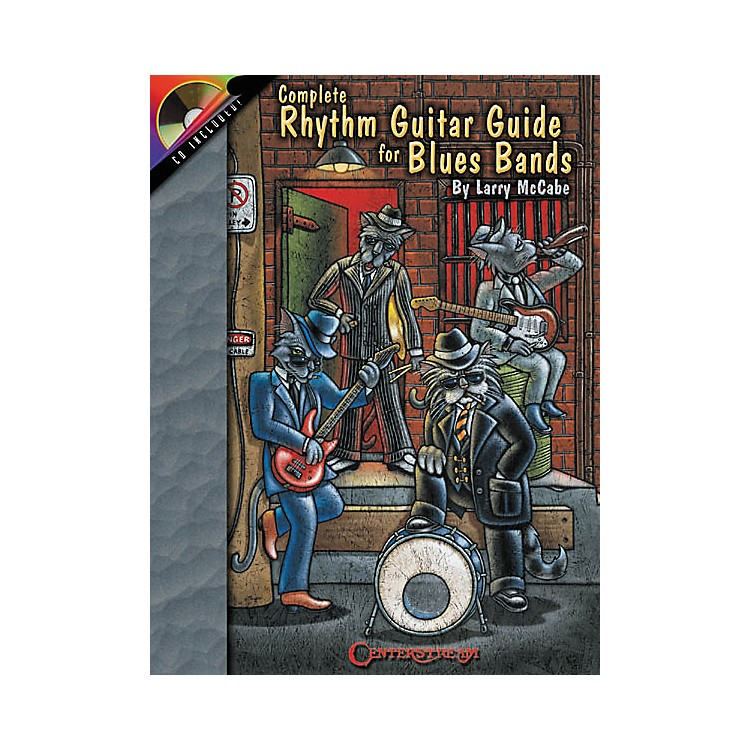 Centerstream PublishingComplete Rhythm Guitar Guide for Blues Bands (Book/CD)