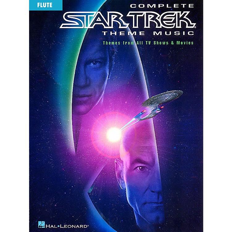 Hal LeonardComplete Star Trek® Theme Music Instrumental Folio Series