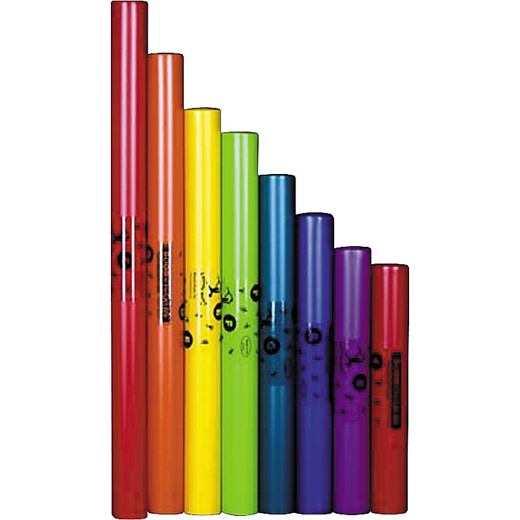 Boomwhackers Complete Upper Octave Boomwhackers Tuned Percussion Tubes
