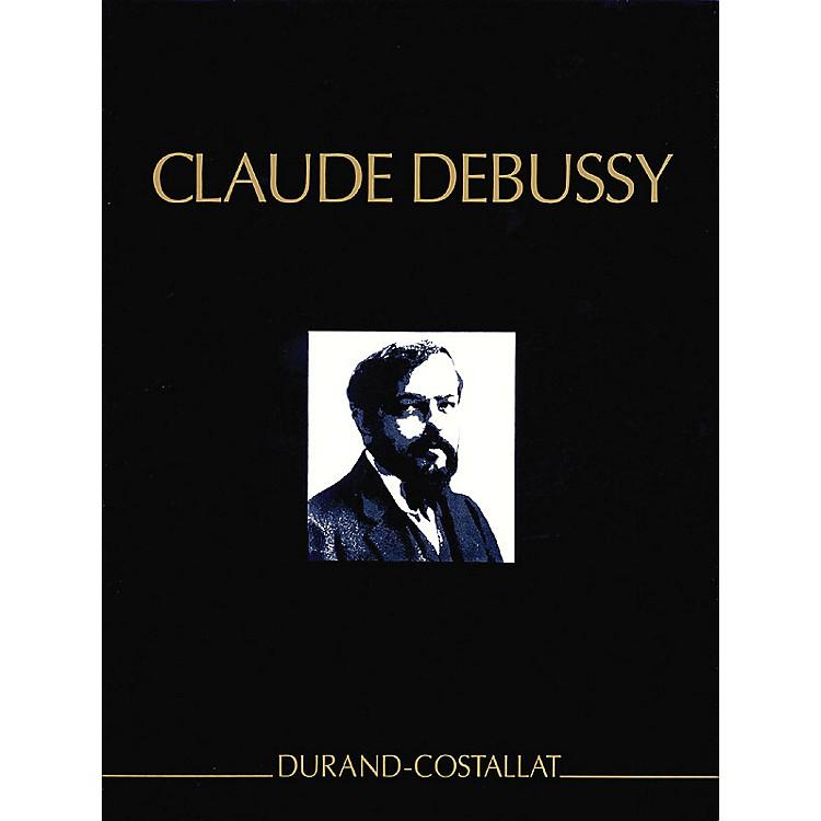 Editions DurandComplete Works, Volume 2 Critical Edition Full Score, Hardbound with critical commentary by Debussy