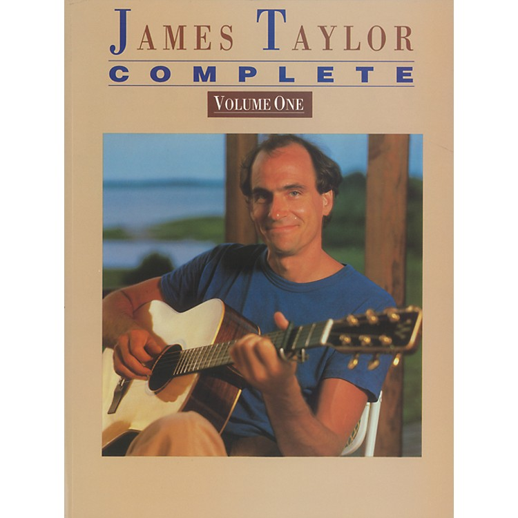 Alfred Complete by James Taylor, Volume 1 Book