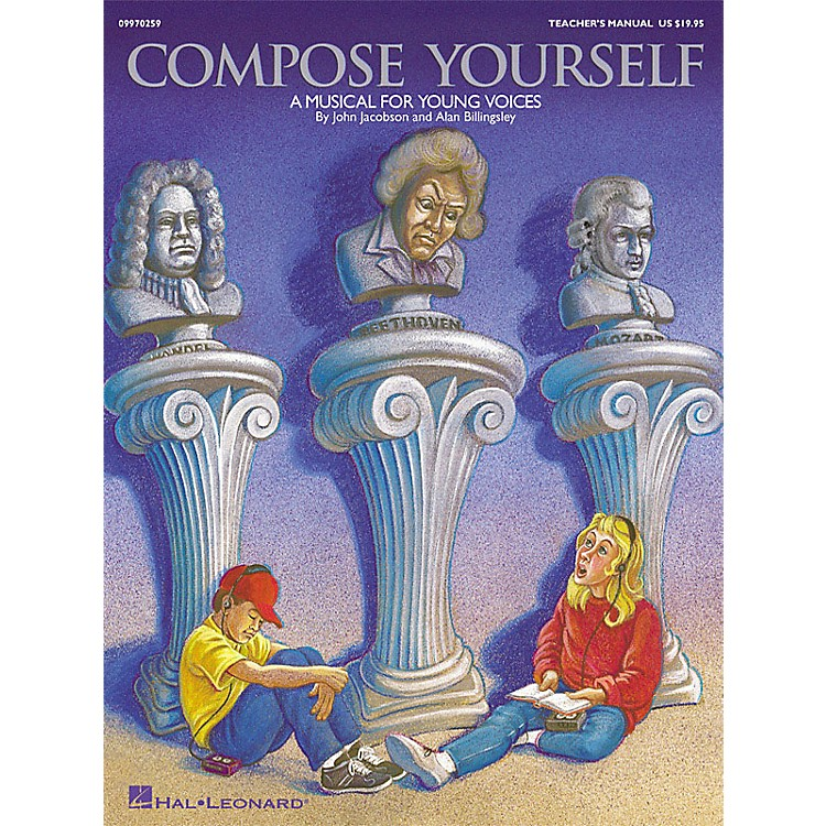 Hal LeonardCompose Yourself (A Musical for Young Voices) ShowTrax CD Composed by John Jacobson