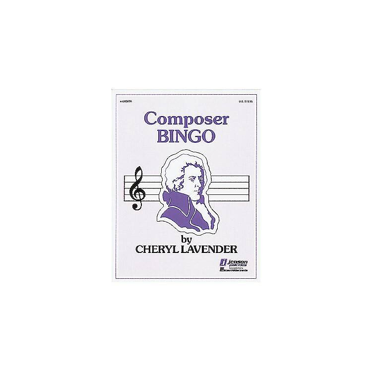 Hal LeonardComposer BingoGame