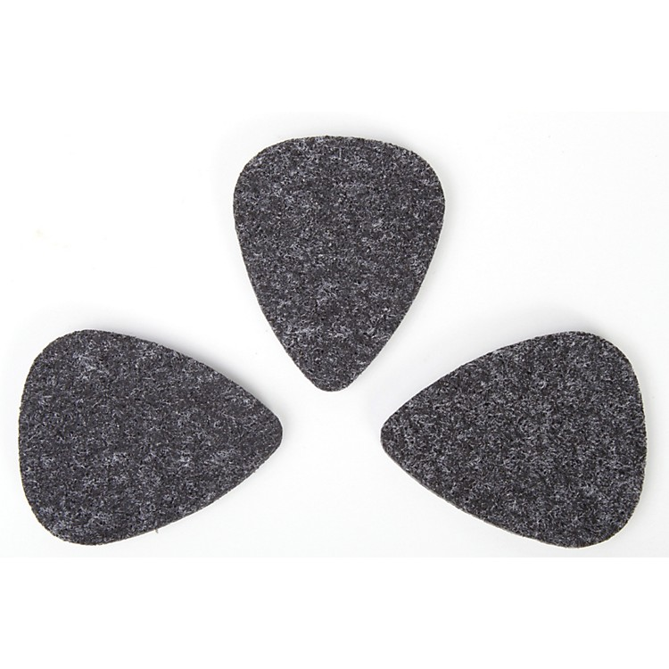 Mick's Picks Composite Felt Pick 3-Pack 2.5 mm
