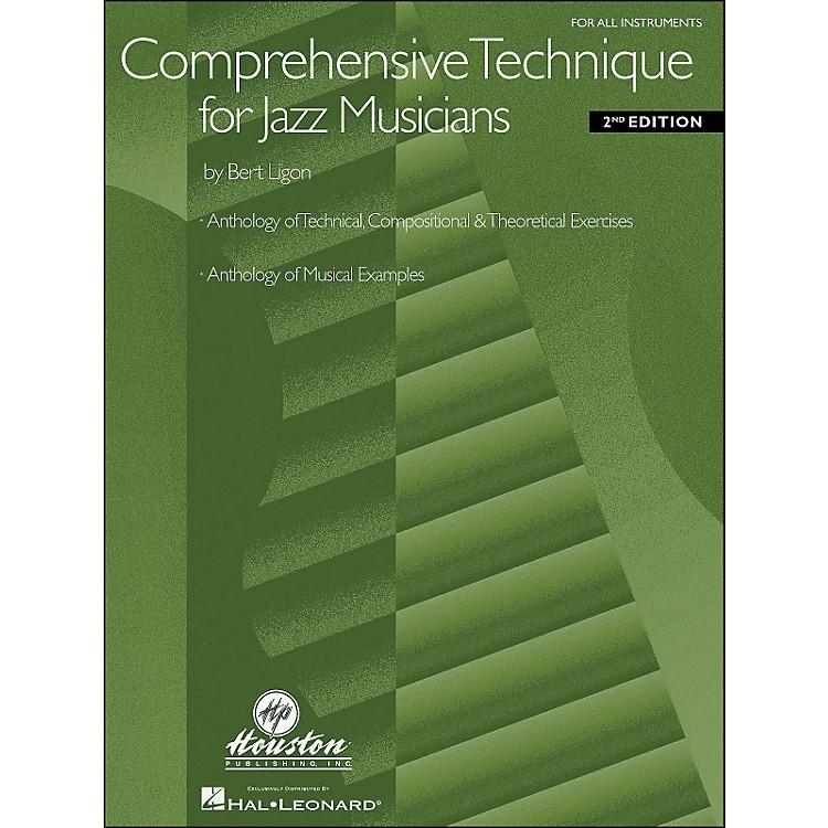 Hal LeonardComprehensive Technique for Jazz Musicians