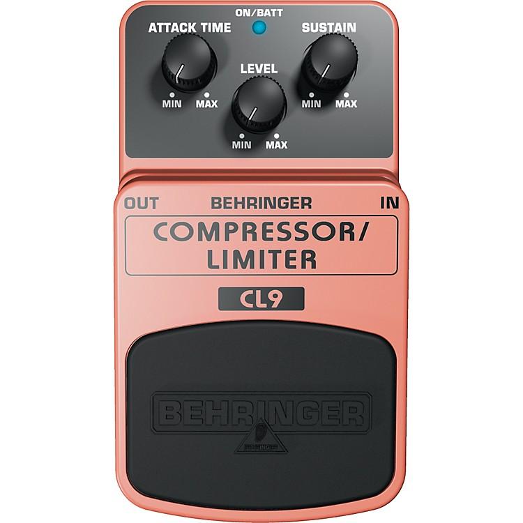 BehringerCompressor/Limiter CL9 Guitar Effects Pedal