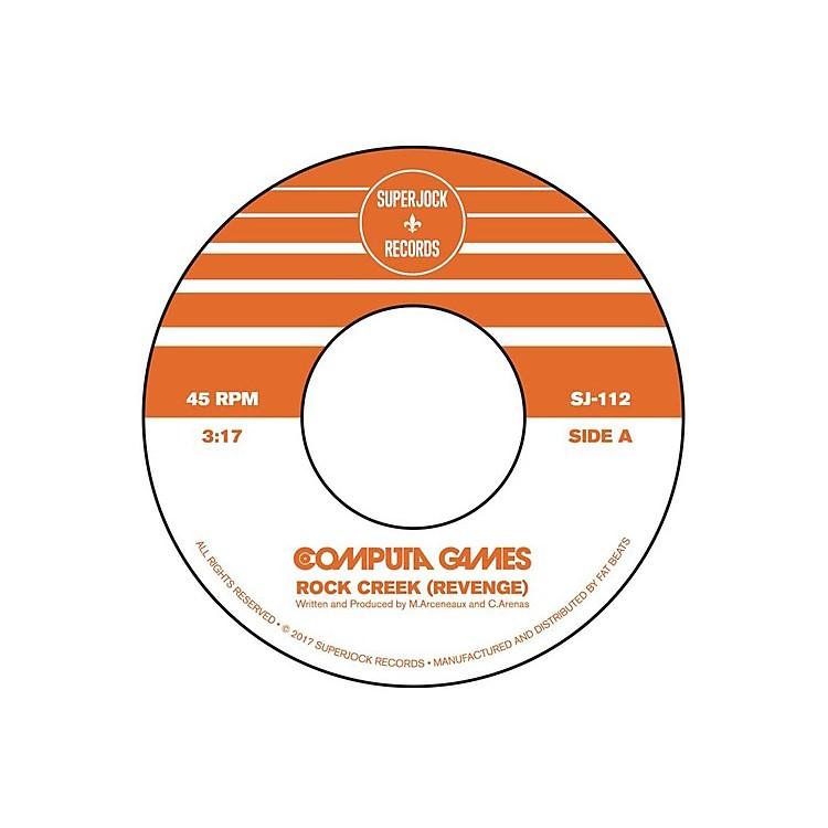 AllianceComputa Games - Rock Creek (Revenge) / Apache 3000