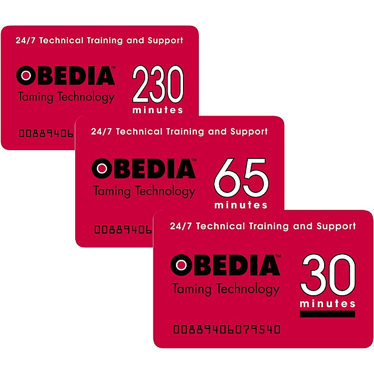 Obedia Computer Recording Training & Support