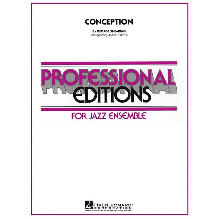 Hal LeonardConception Jazz Band Level 5