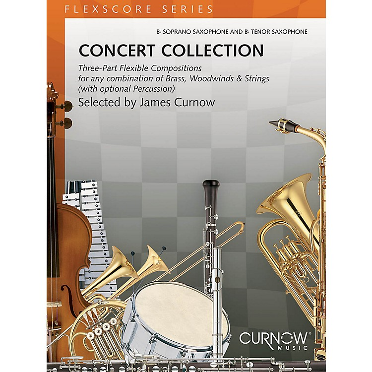 Curnow MusicConcert Collection (Grade 1.5) (Conductor) Concert Band Level 1.5 Composed by Various
